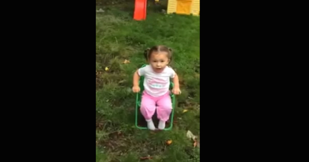 Little Girl Drops A Serious F Bomb After Taking Her Own ALS Ice Bucket Challenge